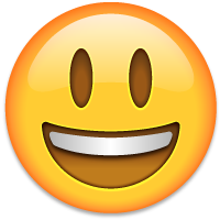 Smiley emoji PNG